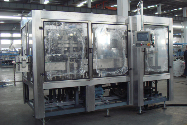 Can Beer Filling Machine
