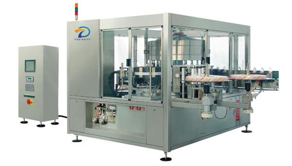 Hot Melt Glue OPP Labeling Machine